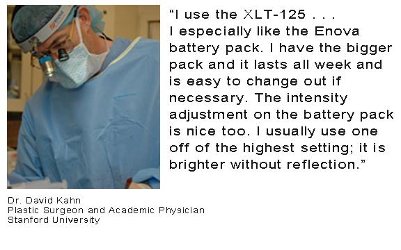 Dr. David Kahn - Battery Testimonial